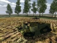 Universal Carrier old