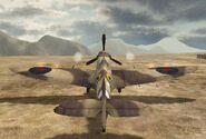 Spitfire vb firing