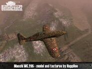 Macchi C.205 1