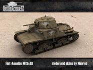 M13-40 Australia render