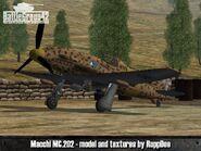 Macchi C.202 1