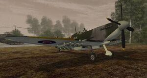 Spitfire ix 1