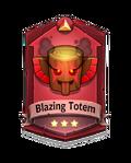 2 Blazing Totem