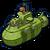 Ship submarine icon