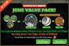 June Value Pack