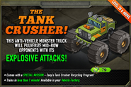 Tank Crusher Promo