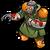 S trooper zombie b icon