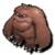 S bigfoot adult icon