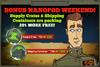 Bonus Nanopod Weeked February 2014
