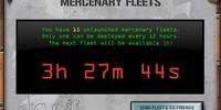 Mercenary Fleet