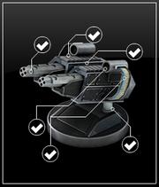 D33-X Assault Cannon pic