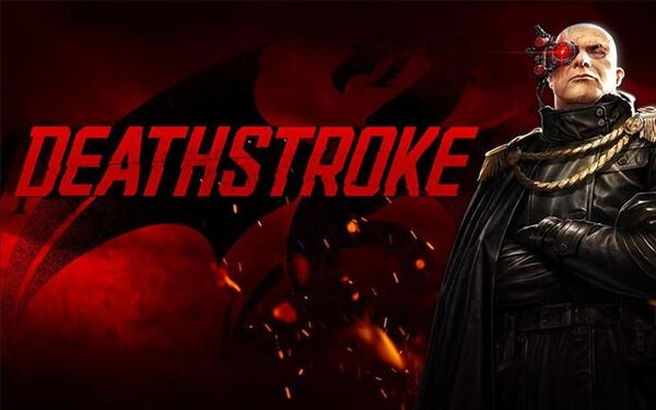 Deathstroke Event Cover Photo