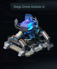 Copy of siege drone module iii