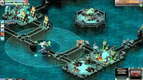 Battle Pirates Hellstrikes in Draconian Base
