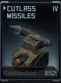 Cutlass Missiles