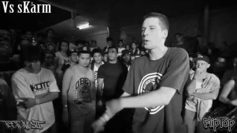 The Best of Battle Rap - Charron (Part 1) Bars vs Chedda Cheese, Unanymous, HFK, Cruger etc