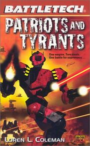 Battletech cover patriotsandtyrants