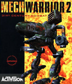 MechWarrior 2 cover