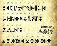 Noatun Alphabet