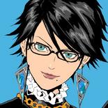Bayonetta Icon - hashimoto twitter