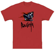 Bayonneta Red T-Shirt