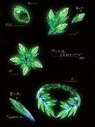 Green Laurel Concept Art