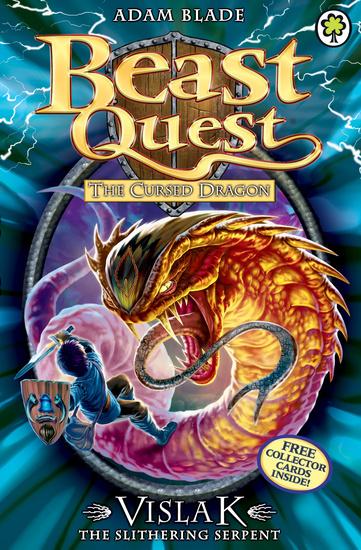 Hellion the Fiery Foe: Book 38 (Beast Quest), Blade, Adam, Used; Very Good Book