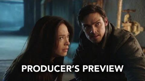 """Beauty and the Beast 1x17 Producer's Preview """"Partners in Crime"""" (HD)"""
