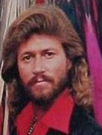 Barry Alan Crompton Gibb  Barry Gibb Wife Young