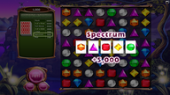 Poker Mode Spectrum