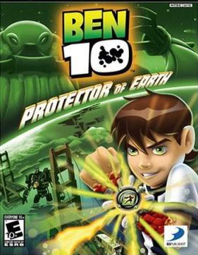Ben 10 Protector of Earth season 1