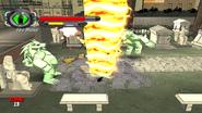 Heatblast tornado