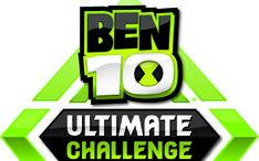 BEN 10 ULTIMATE CHALLENGE CMYK LOGO