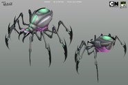 Arachnoid video game