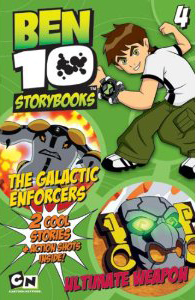 Galactic Enforcers and the Ultimate Weapon (Ben 10)