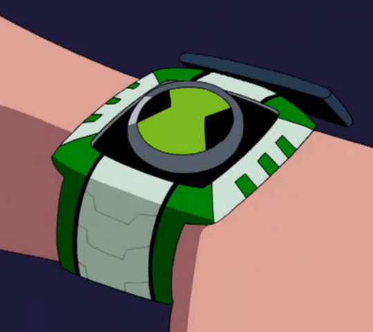 File:New Omnitrix 2.png