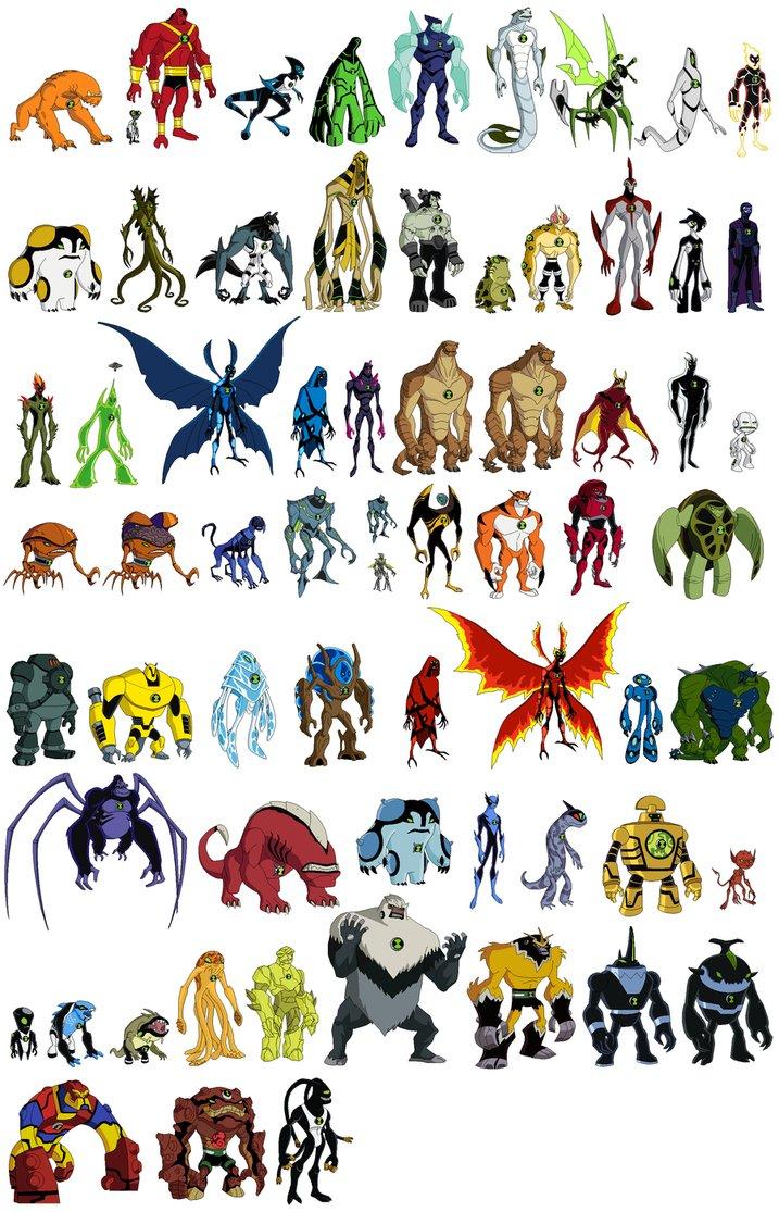 Image - Aliens by starsparkless-d4qmi0n-1-.jpg | Ben 10 Fan Fiction ...
