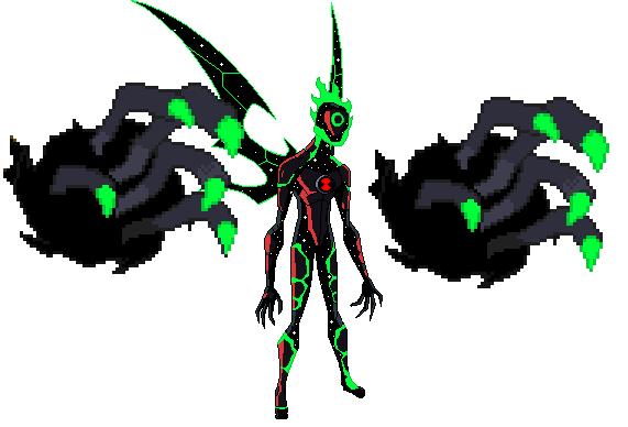 Stark's Sketchs: Wasp Humanoid Theme