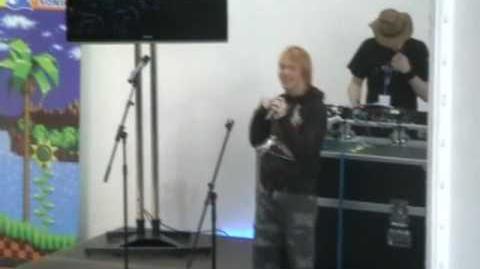 強く儚い者たち (Live HQ) Summer of Sonic 2009 - Bentley Jones