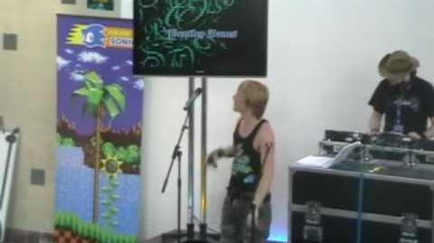 気分上々↑↑ (Live HQ) Summer of Sonic 2009 - Bentley Jones