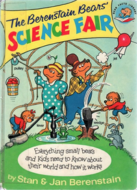 Berenstain bears science fair cover