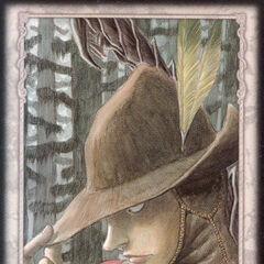 Secret card 26