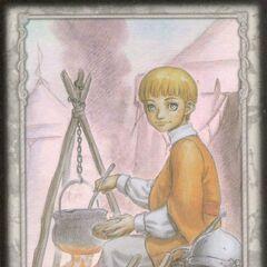 Secret card 11 parallel version