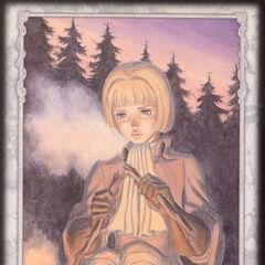 Secret card 15