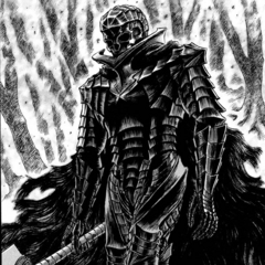 Guts wearing the <a href=