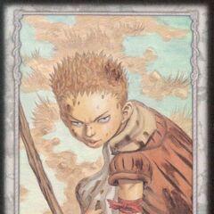 Secret card 18 parallel version