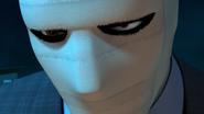 Harvey Dent face