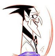Joker BWTB Concept Art 1
