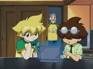 Max, Kenny and Ryu Granger