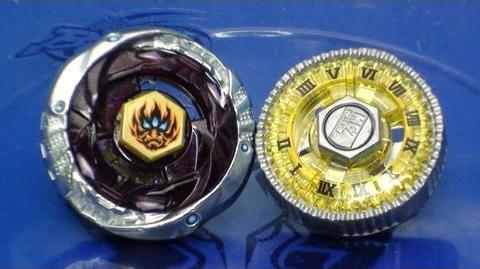 Beyblade Phantom Orion B D vs Jade Jupiter S130RB ベイブレード